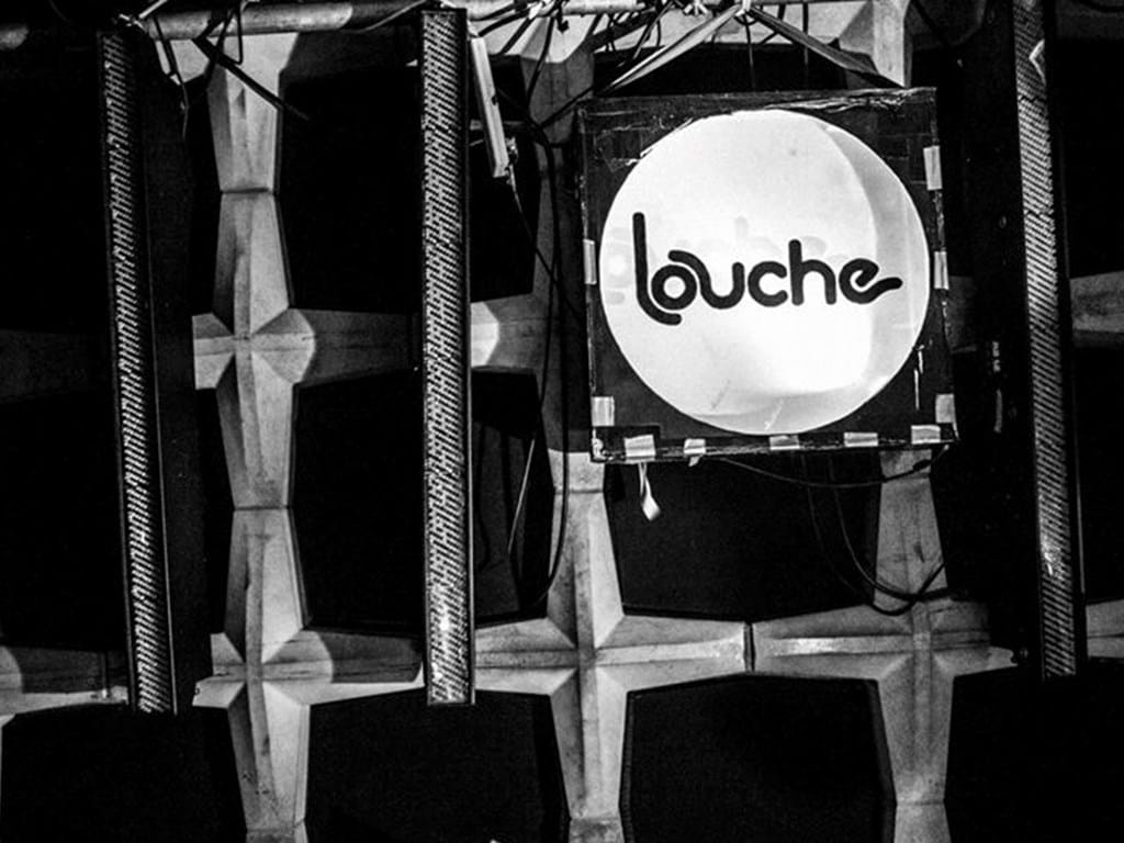 Louche close up in Leeds with One Last Disco
