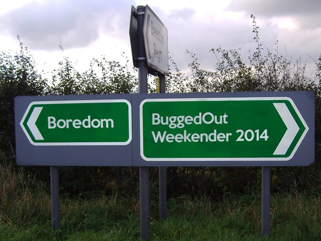 Bugged Out Weekender 2014 Lineup Update