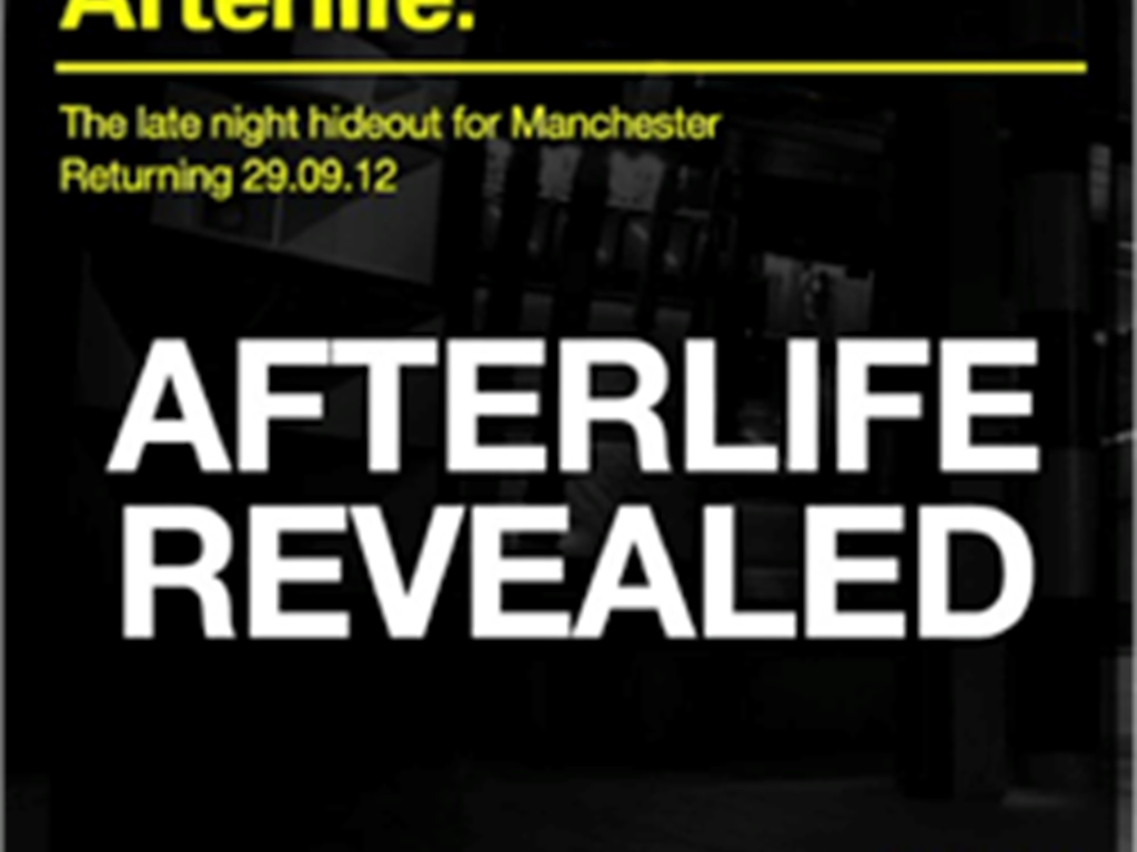 Afterlife revealed, the official WHP after hours!