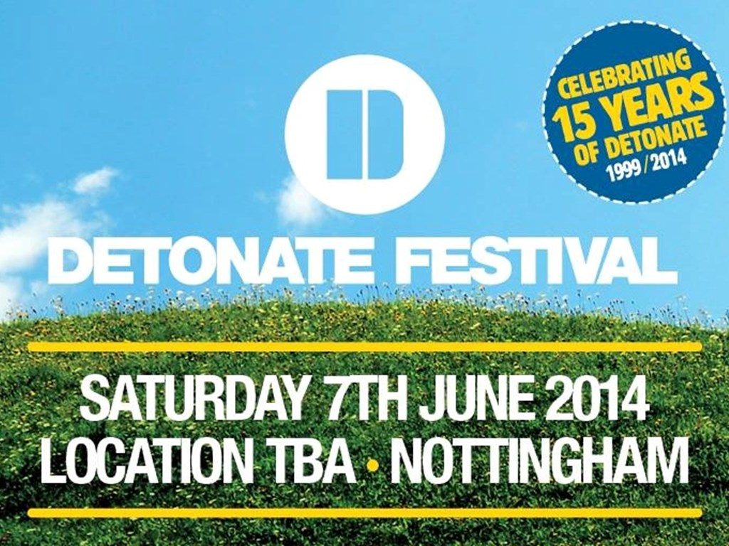 Detonate Festival 2014 – Tickets On Sale