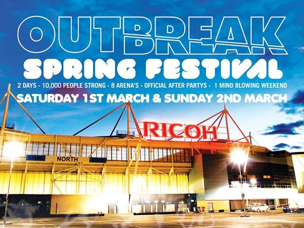 [Competition] Win a pair of tickets to Outbreak Festival with MK, Hot Since 82 & More