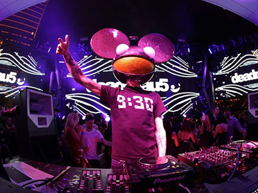 Deadmau5 announced as South West Four Sunday Headliner