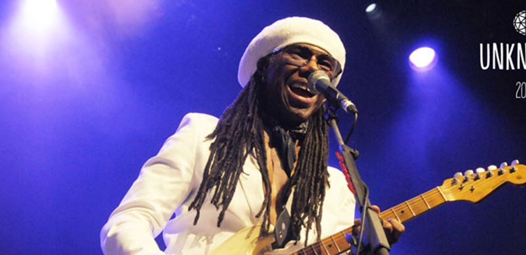 Unknown 2014 add Chic ft. Nile Rodgers, London Grammar, Disclosure & More