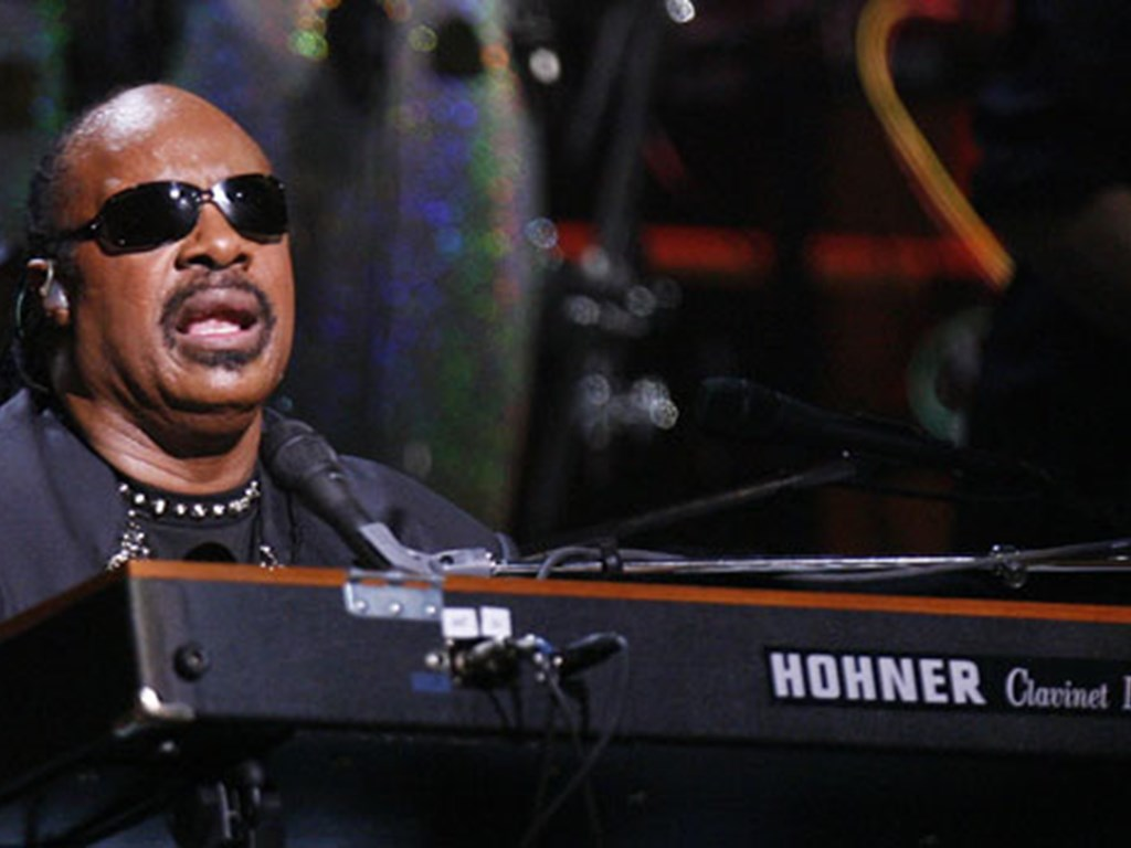 Stevie Wonder to headline Calling Festival 2014