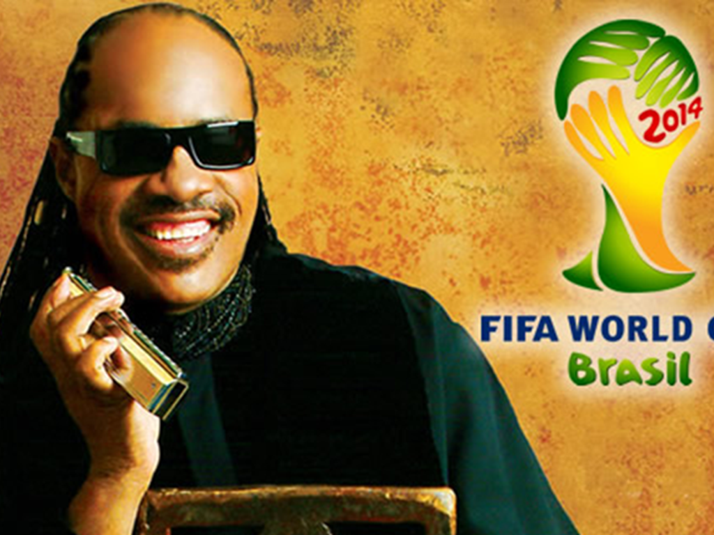 Stevie Wonder's BBC World Cup Theme + London Tickets!