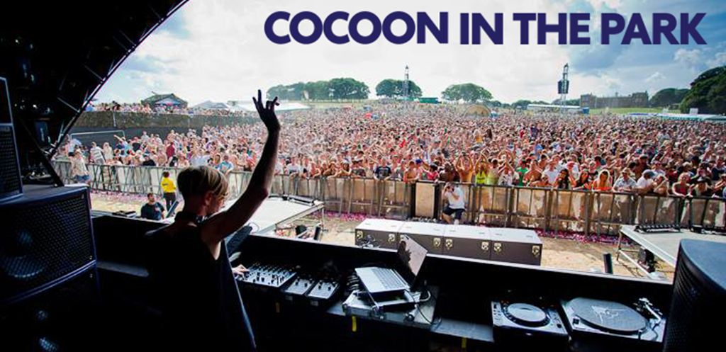 Win Cocoon In The Park Tickets & Merchandise!