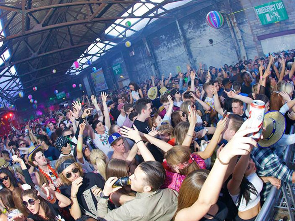Mixmag Live comes to Birmingham with Dubfire, Apollonia and more