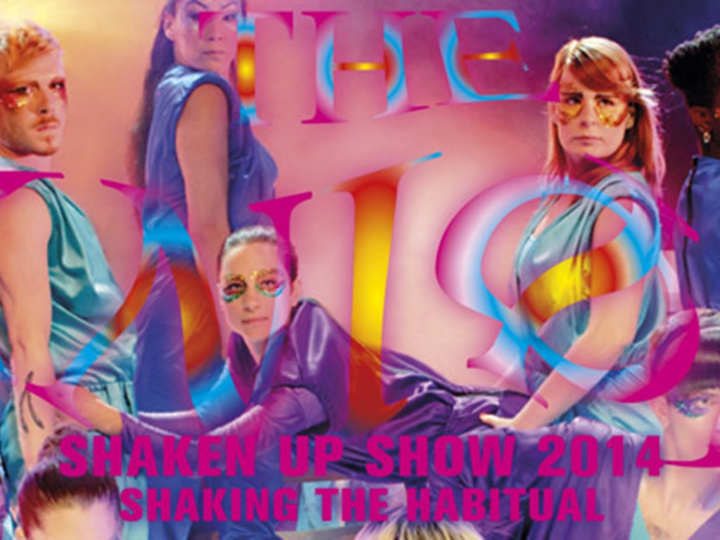The Knife 'Shaken-Up Show 2014' tour in Manchester - 5th Nov