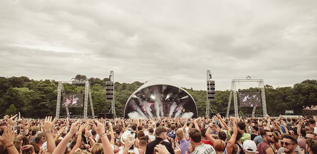 [Event Review] Cocoon In The Park 2014
