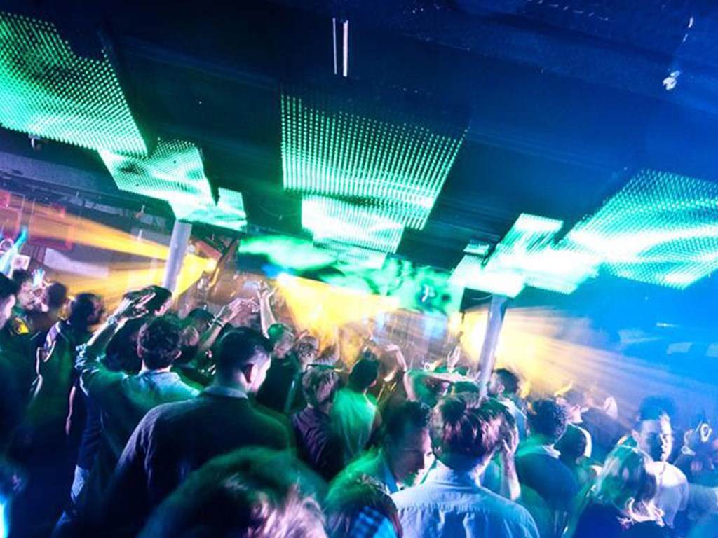 [Venue Spotlight] Egg London