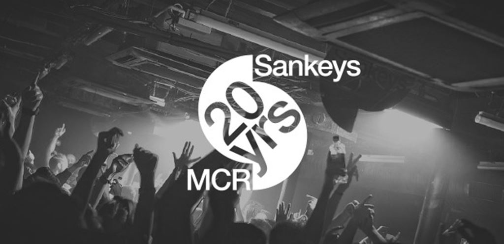Sankeys 20 Years - Tickets On Sale Now