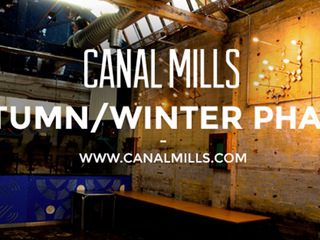 Canal Mills Reveal 2014 Autumn/Winter Lineups