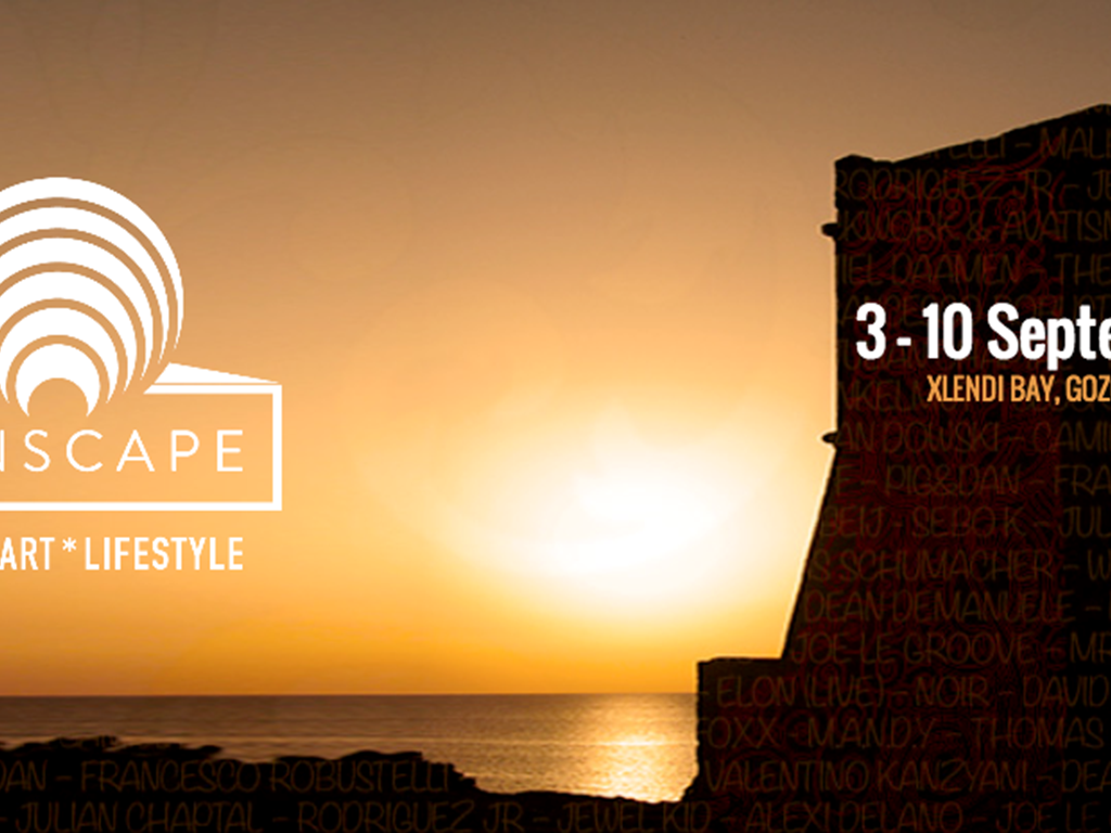 Find out about Malta's freshest festival... Sunscape Festival