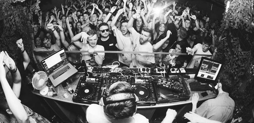DJ Sneak , Benoit & Sergio, Huxley & more confirmed for Mint Sessions