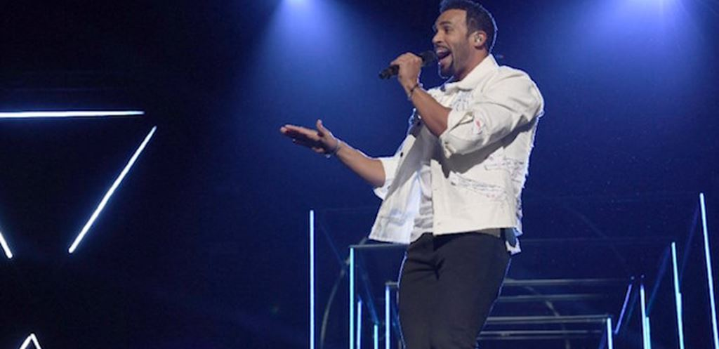 Craig David claims 9th title as Glasgow hosts MOBO awards