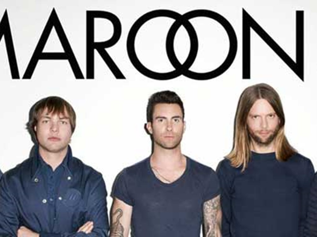 Maroon 5 at Wembley Arena - Tickets On Sale Now!
