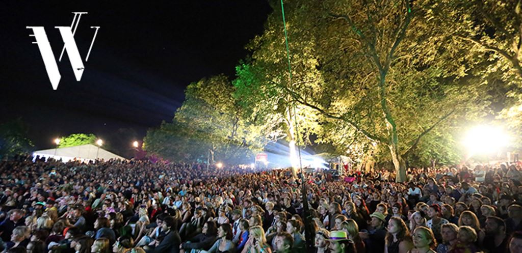 Late Night Revelry at Wilderness Festival...