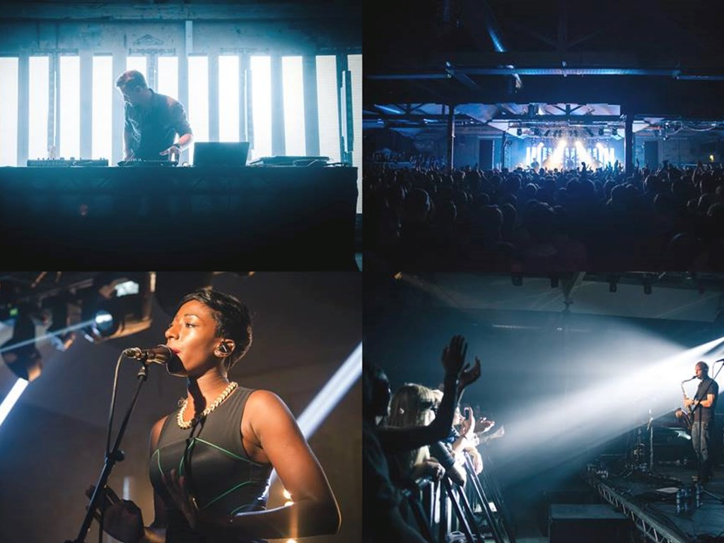[Event Review] Bonobo (Live) at Canal Mills