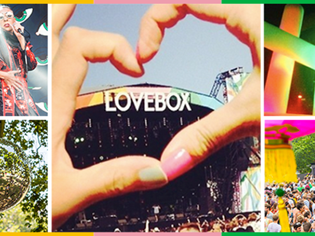 [Event Review] Lovebox 2014 (Saturday)