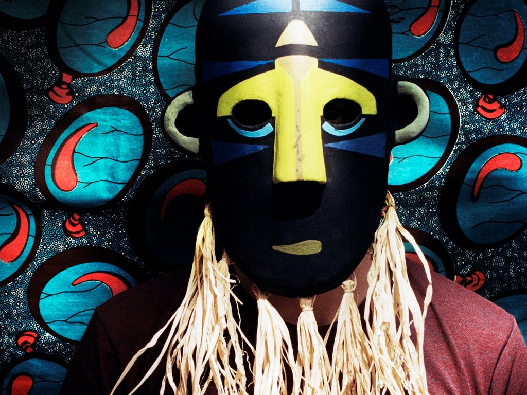 Following a sell out show last November, SBTRKT returns to Canal Mills