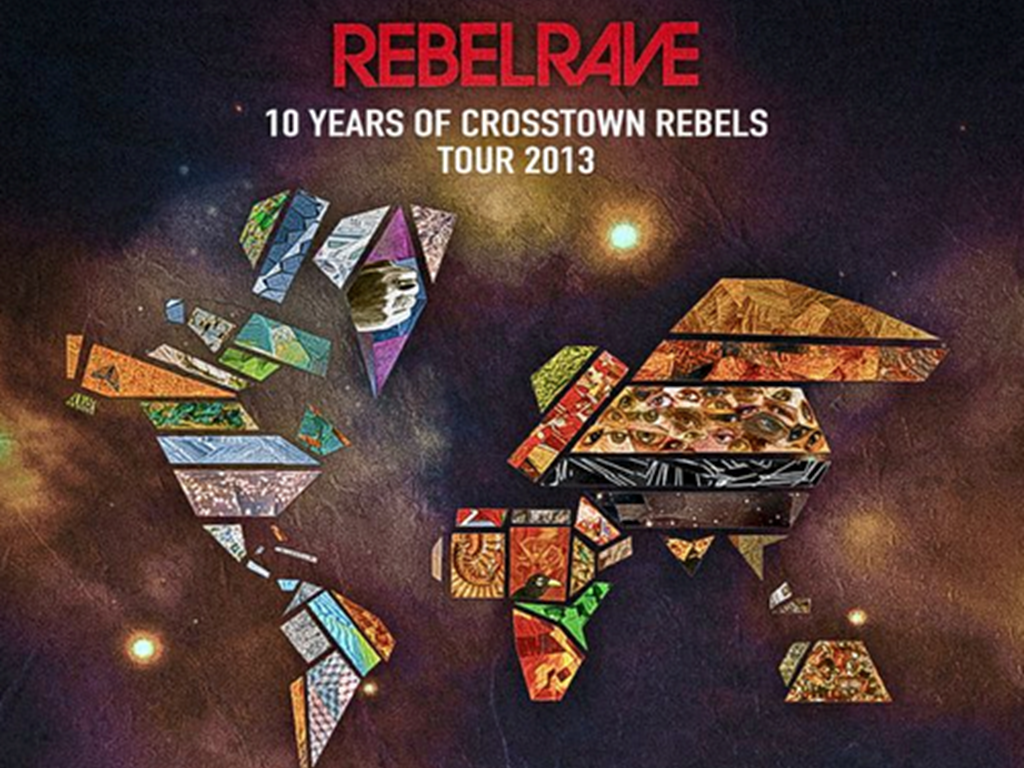 Canal Mills hosts 10 Years of Crosstown Rebels World Tour