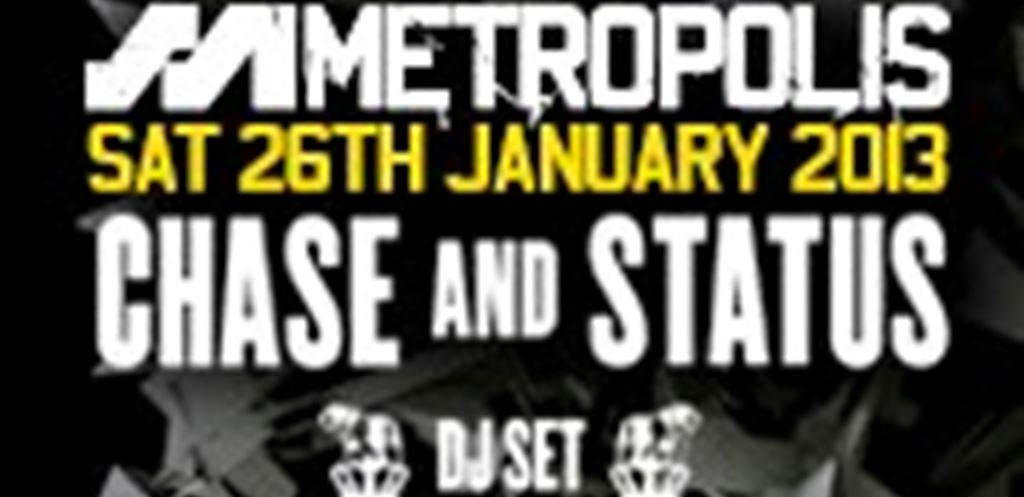 [Event Review] Metropolis pres. Chase & Status at Canal Mills