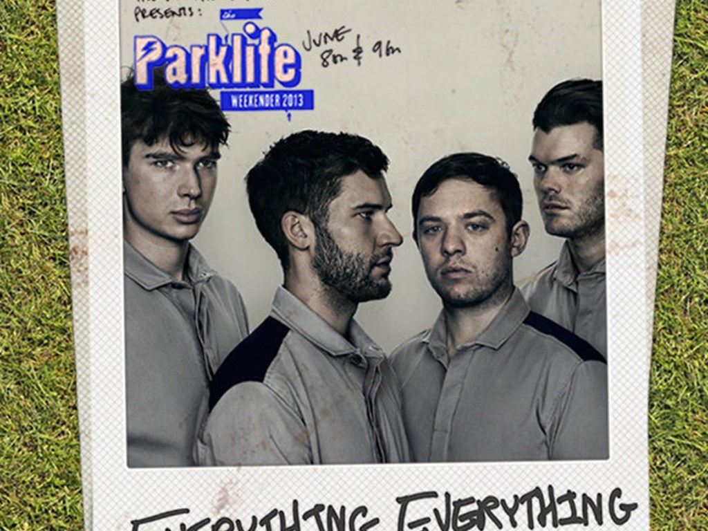[Parklife Festival Artist Announcement] Everything Everything
