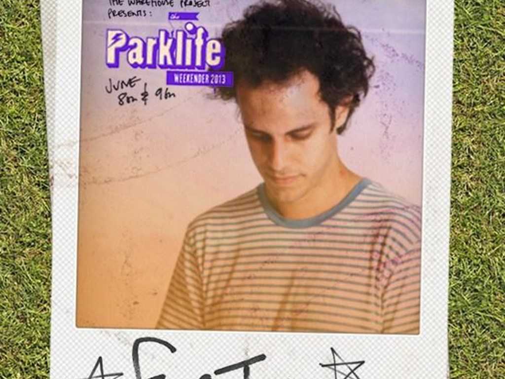[Parklife Festival Artist Announcement] Four Tet