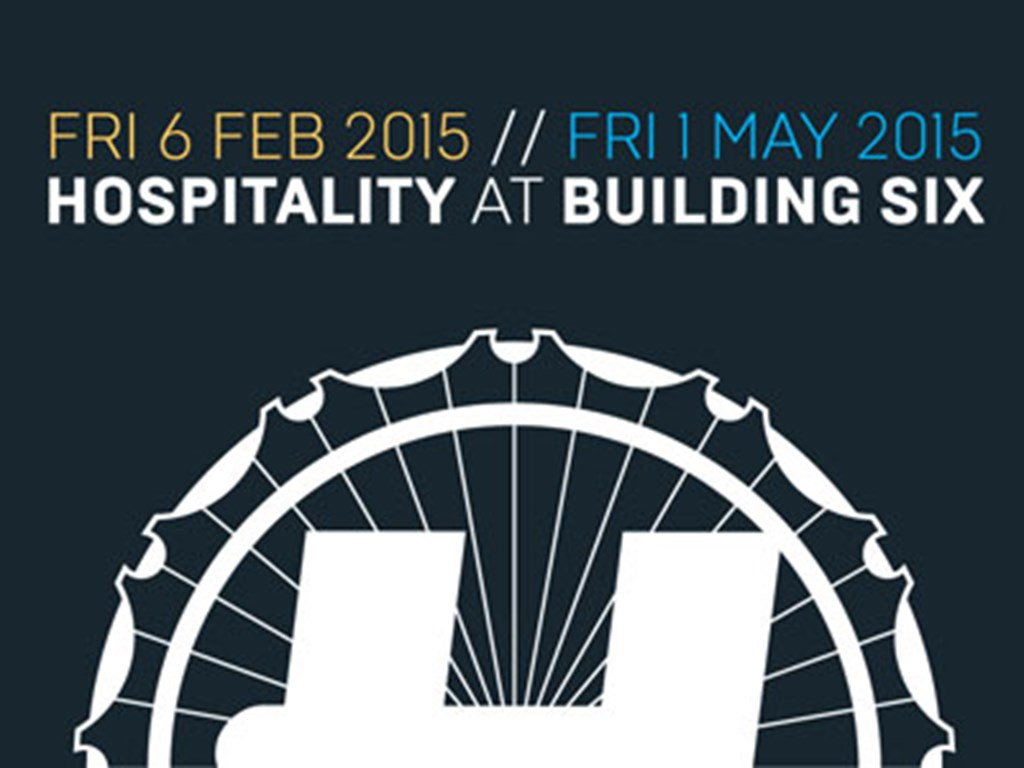 Hospitality return to Building Six, London in 2015