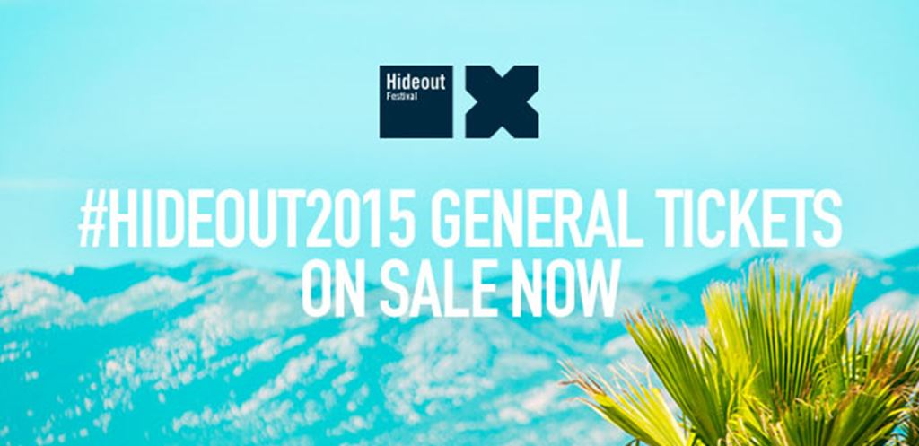 Hideout 2015 General Tickets On Sale Now