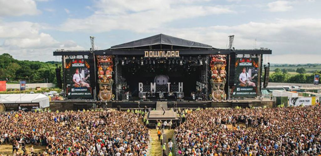 Slipknot, Muse & KISS headline Download Festival 2015