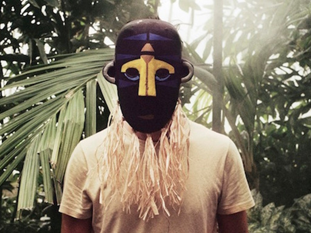 SBTRKT unveils new project 'Save Yourself'