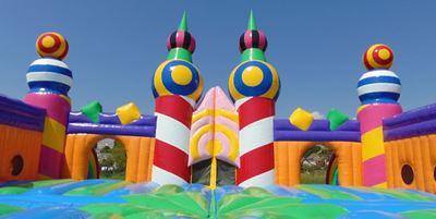 Common People Southampton to host world's biggest bouncy castle