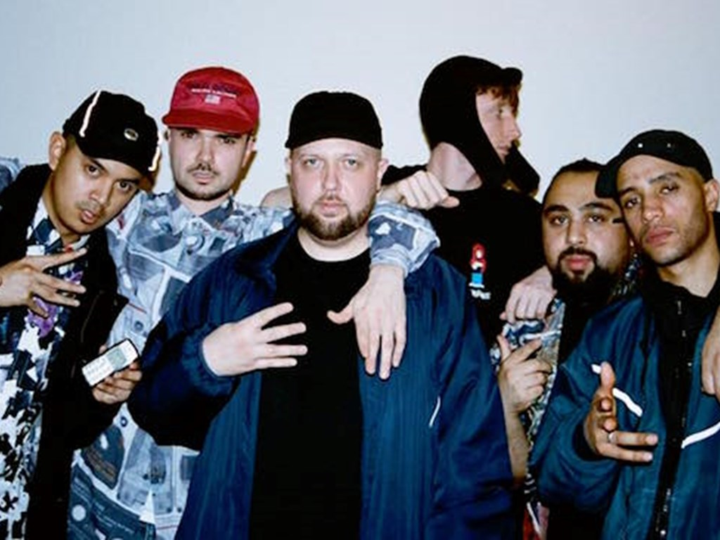 Kurupt FM lock in at Brixton's O2 Academy