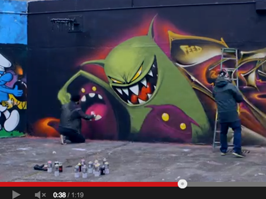 Feed Me (& Nokia Music) prepare for Feed Me at The Forum with this brand new video
