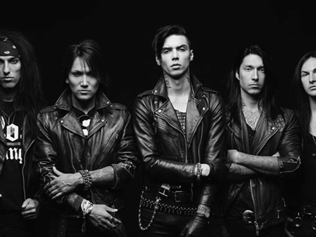 Download Festival add Black Veil Brides, Lamb of God, Billy Idol & more
