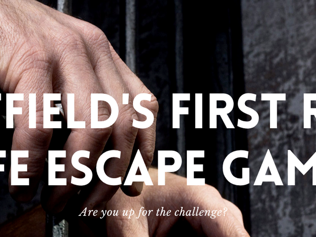 The Great Escape Game - Sheffield's first real life escape game has arrived