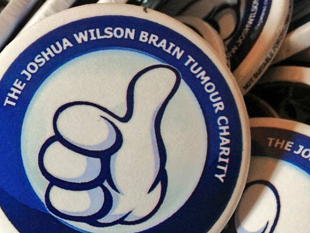 Get to know The Joshua Wilson Brain Tumour Charity