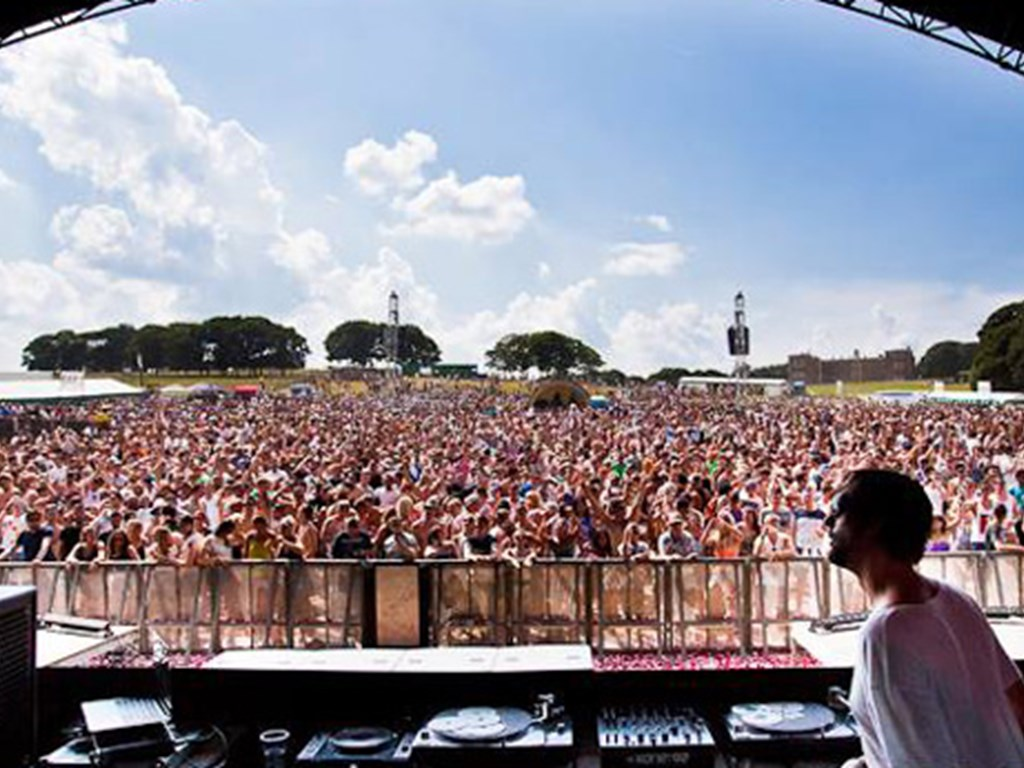 Cocoon In The Park 2015 Lineup & Tickets Released