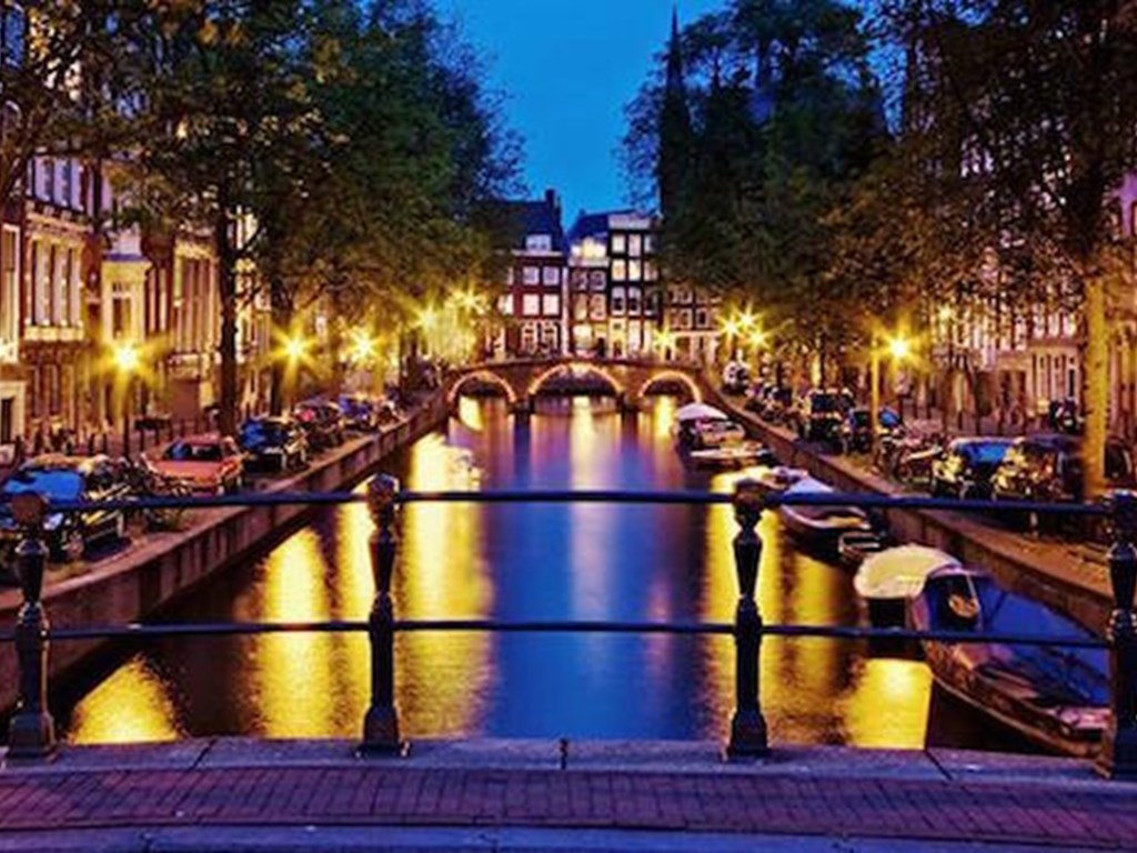 Going Places: Exploring Amsterdam's underground