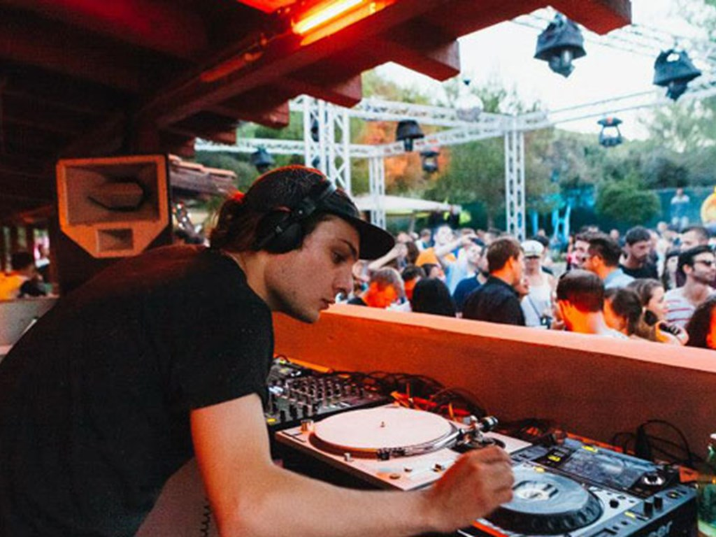 Croatia's Electric Elephant Festival returns to The Garden Tisno for 2015