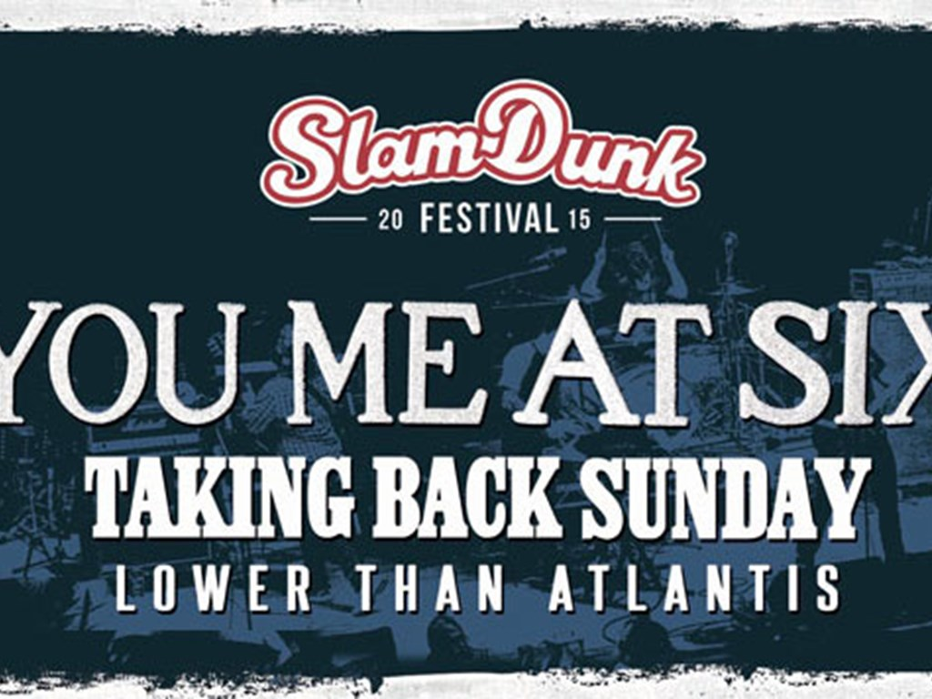 Slam Dunk Adds Don Broco, Pvris, While She Sleeps, The Bronx & More To Their Tenth Festival Line Up