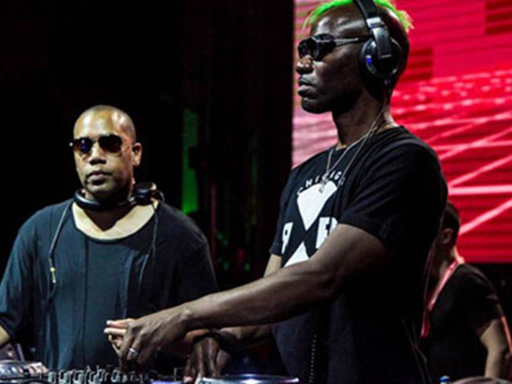 Carl Craig & Green Velvet unveil surprise new album
