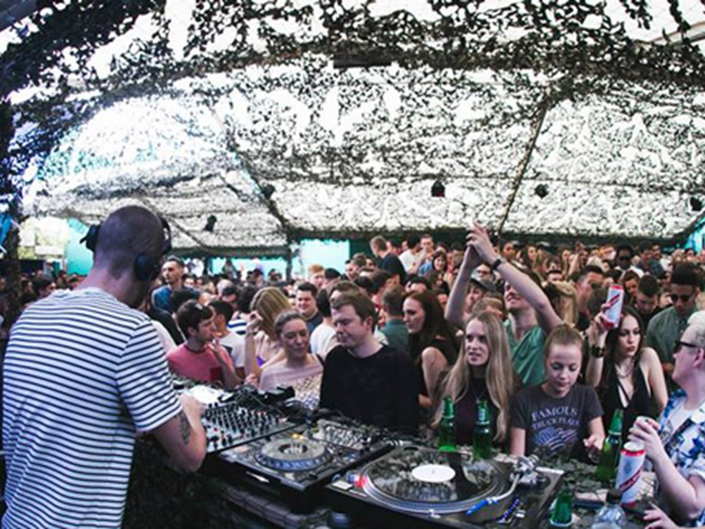 System & Set One Twenty team up again for Mint Warehouse's bank holiday terrace parties