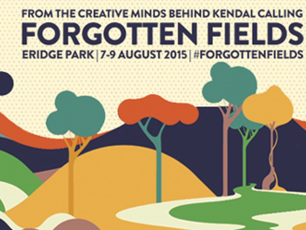 Kendal Calling reveal brand new festival, Forgotten Fields