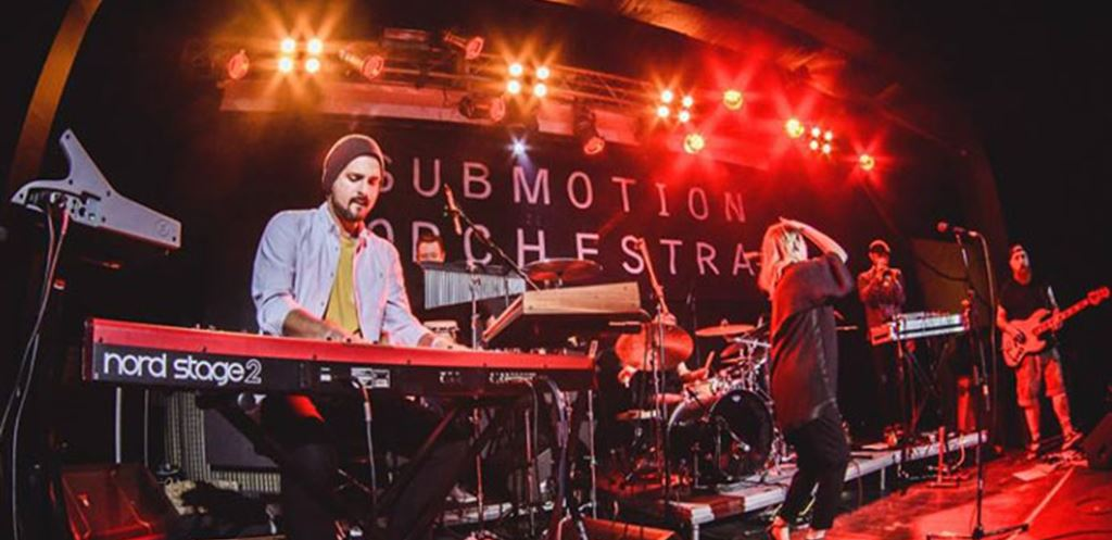 Patterns Festival (Canal Mills) announces first confirmed acts