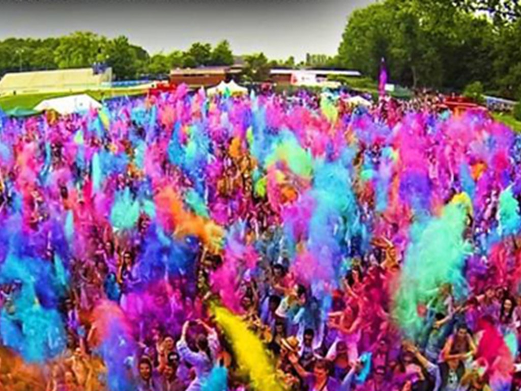The Colour Festival stops off in Birmingham and Cardiff