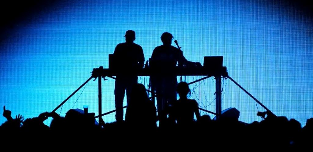 [Event Review] The Warehouse Project - Modeselektion