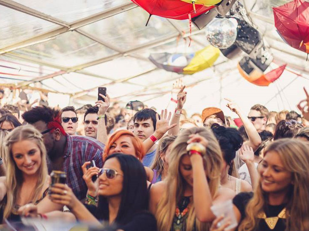 Huxley, Mano Le Tough, Richy Ahmed & more play the last Faversham Garden Party of 2014