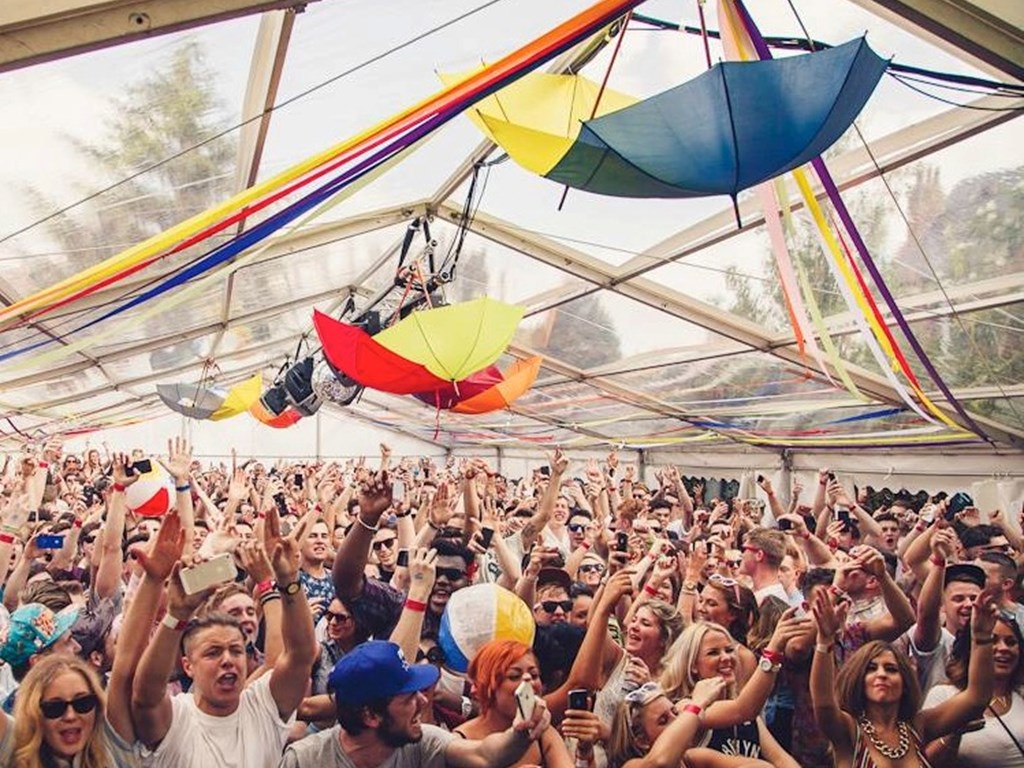 Martinez Brothers, Waze & Odyssey , Tiger & Woods and more headline The Garden Party Pt. 3